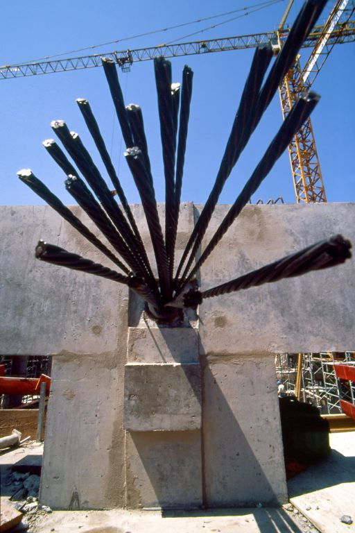 Post Tensioning Beam : Freyrom services and products post tensioning